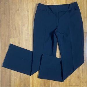 NY & Co City Stretch dress pants black 10 average